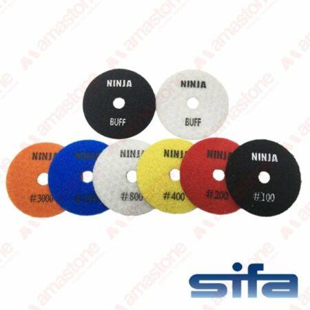 """Dischetto lucidatura a secco """"Ninja""""- Sifa"""
