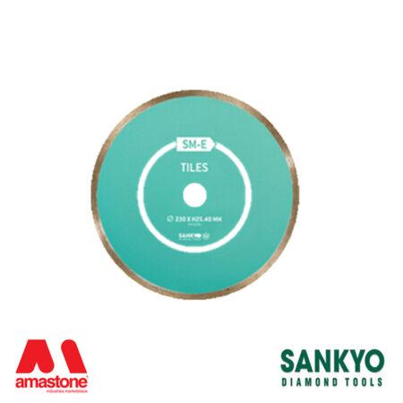 Disco da taglio a corona continua per ceramica e gres - Sankyo SM-E