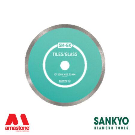 Disco da taglio a corona continua per vetro – Sankyo SM-GX