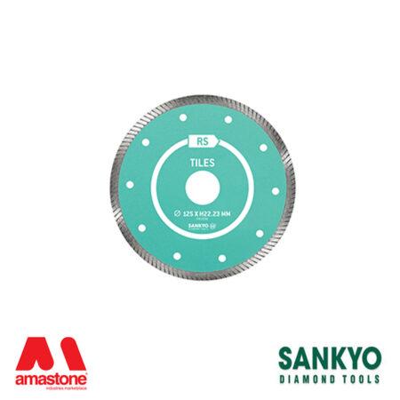 Disco da taglio a corona turbo per granito – Sankyo RS