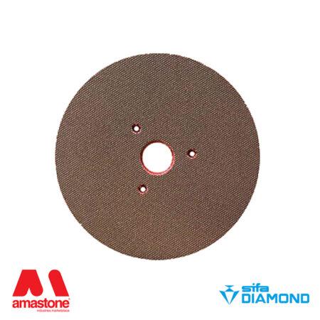 "Disco lucidatura ad umido ""Super Wet"" per vetro Ø100 mm - Sifa"