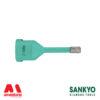 Foretto diamantato mangiatutto per smerigliatrice e trapano - Sankyo ST-DA (attacco M14)