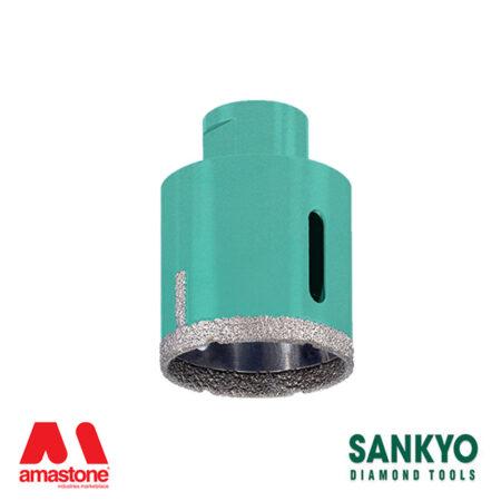 Foretto diamantato per smerigliatrice o trapano – Sankyo ST-DA (attacco M14)