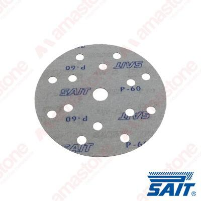 Disco abrasivo velcrato SAITAC Ø150 15F - Sait