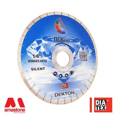 "Disco Dekton ""DEKcut"" per frese a ponte - Diatex"