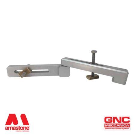 Staffe di bloccaggio per CNC