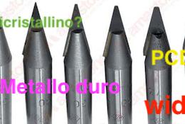 Amastone Frese Widia E Policristallino