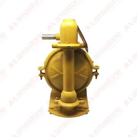 Pompa pneumatica Versa-Matic per alimentazione filtropressa