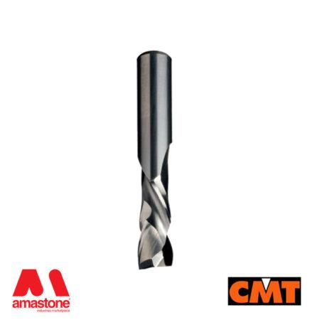 Fresa per legno a taglienti elicoidali positivi e negativi - CMT
