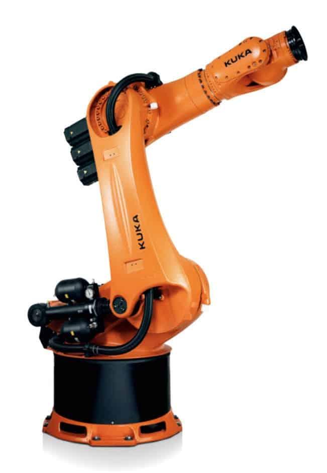 Robot Kuka CNC - amastone blog