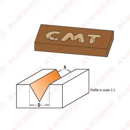 Fresa laser point per legno - CMT