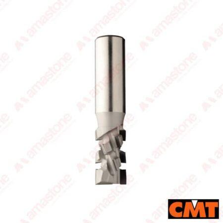 Fresa per Legno a taglienti assiali 20° in diamante policristallino - CMT