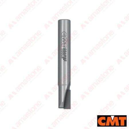 Fresa per legno con 1 tagliente assiale negativo in diamante policristallino - CMT