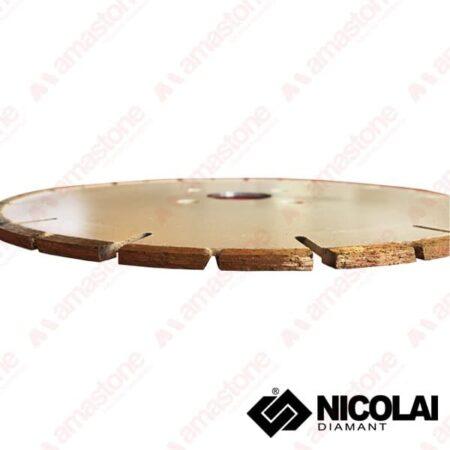 Disco diamantato da marmo per macchine CNC - Nicolai