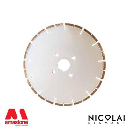 Disco diamantato per CNC marmo- Nicolai
