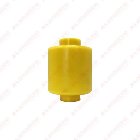 Rullo in plastica per rulliere 80x20x105 mm