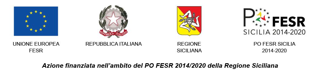 Logo Finanziamento FESR