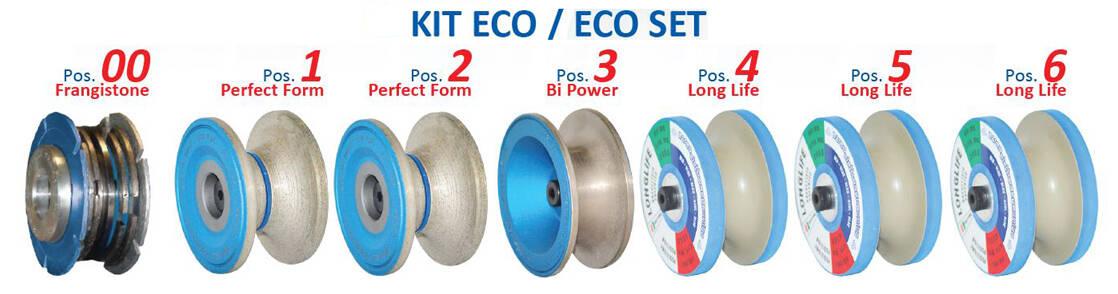 Mole Sagomate Linea Master Kit Eco