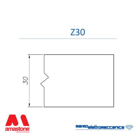 Mole sagomate Linea Master Profilo Z30 - MEM