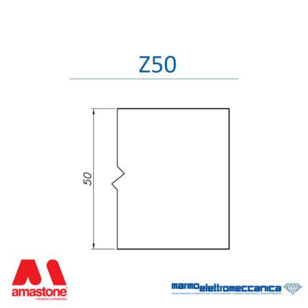 Mole sagomate Linea Master Profilo Z50 - MEM