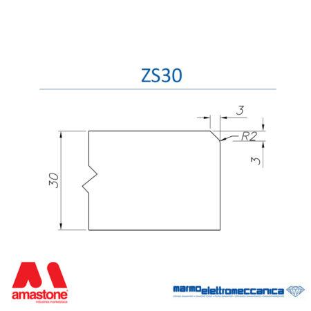 Mole sagomate Linea Master Profilo ZS30- MEM