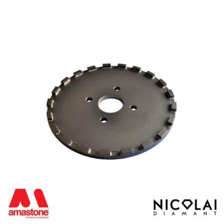 Utensili lucidacoste Sassomeccanica e GMM