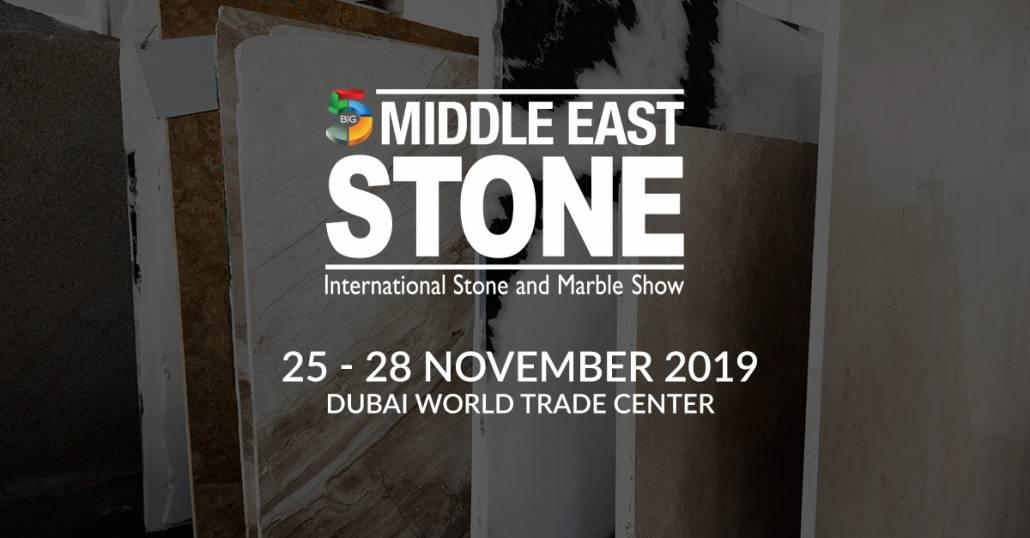Middle East Stone Fair Dubai