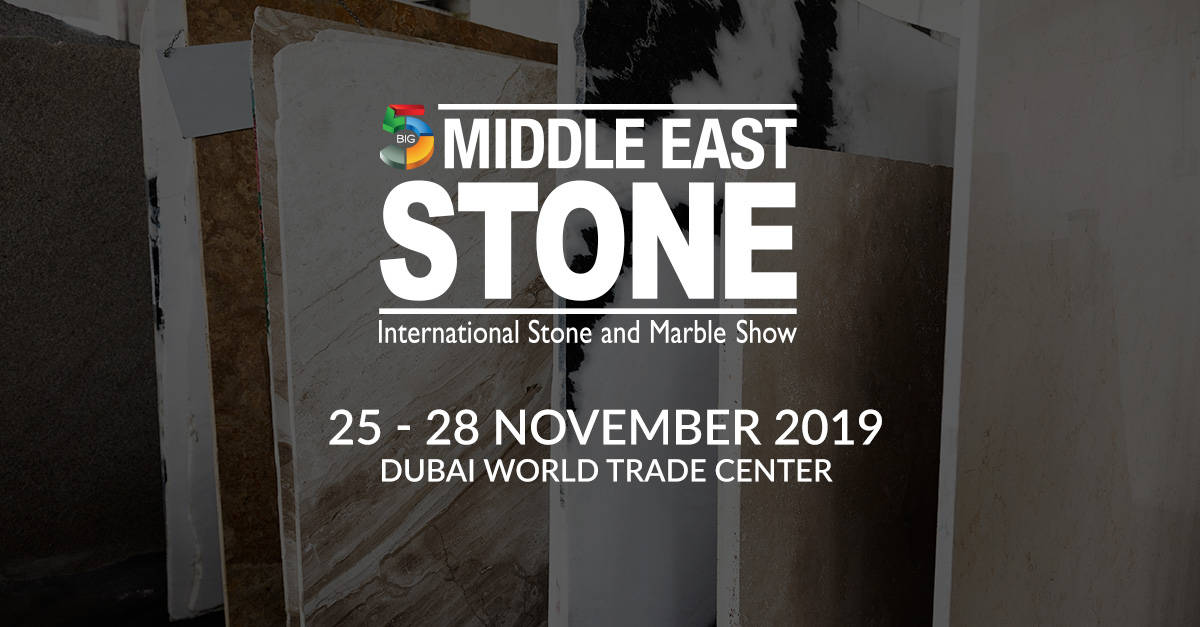 Middle East Stone Fair Dubai
