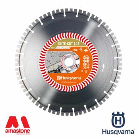 """Disco cemento """"versione Gold"""" Elite-Cut S45 per mototroncatrici, taglierine e tagliasuolo - Husqvarna"""