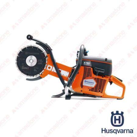 Mototroncatrice K760 Cut N Break Diametro 230 Mm Husqvarna