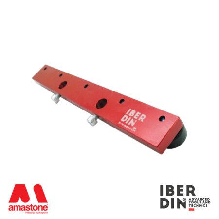 Piatto bocciardatore per smerigliatrice ø125mm - Iberdin