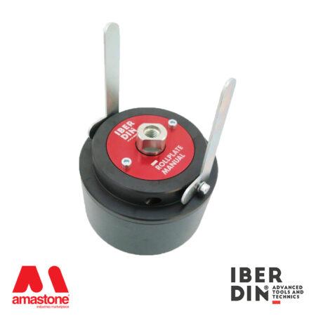 Piatto per sabbiatura con smerigliatrice diametro 125mm - Iberdin