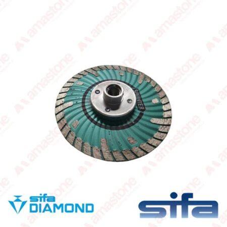 Disco da taglio a corona continua per granito e cemento Sankyo Diamond Sprinter - Sifa