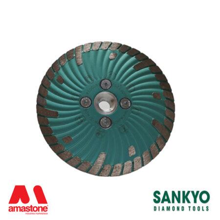 """Disco da taglio a corona continua per granito e cemento """"Sankyo Diamond Sprinter"""" - Sifa"""