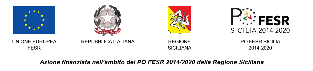 Logo Finanziamento Fesr V3