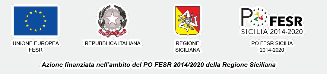 Logo Finanziamento Fesr V3