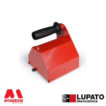 Carter di protezione per rulli smerigliatrice - Lupato
