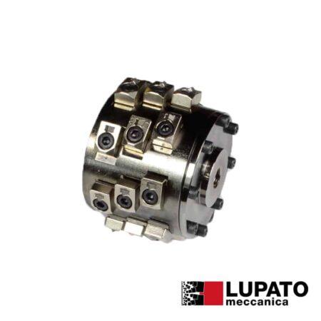 Rullo graffiatore Ø115 mm / Larghezza 50 mm per macchina Birba - Lupato
