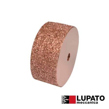 Rullo effetto rullato L. 50 mm / #1400 per macchina Birba - Rollex - Lupato