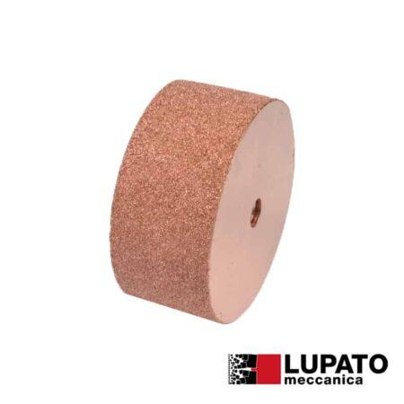 Rullo effetto rullato L. 50 mm / #400 per macchina Birba - Dia-Rollex - Lupato