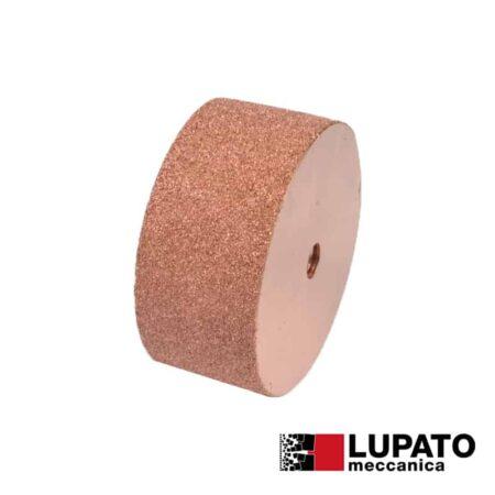 Rullo effetto rullato L. 50 mm / #400 per macchina Birba - Rollex - Lupato