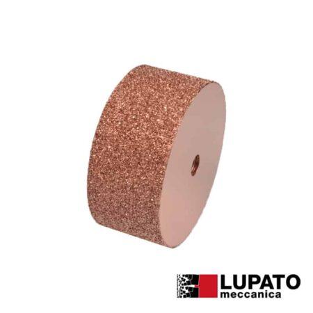Rullo effetto rullato L. 50 mm / #800 per macchina Birba - Dia-Rollex - Lupato