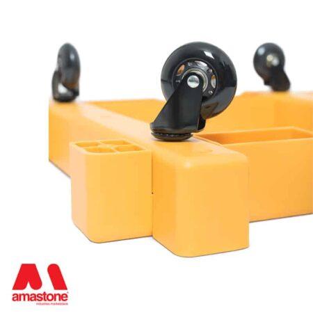 Carrellino modulare componibile - Modular 4 - Dozop