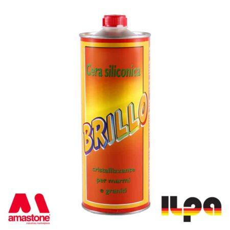 Cera liquida a base siliconica Brillo - Ilpa