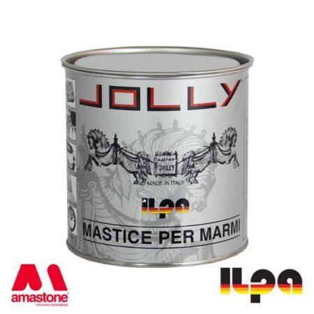 Mastice per stuccatura e incollaggio materiali lapidei Jolly - Ilpa