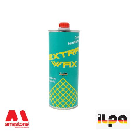 Cera per marmi liquida base solvente Extra Wax - Ilpa