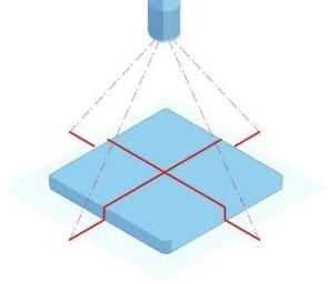 Laser Croce Amastone