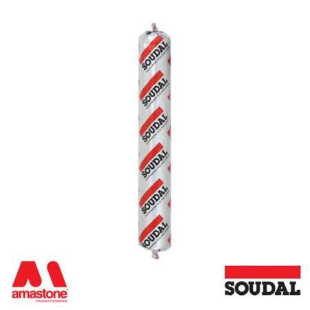 Sigillante poliuretanico Soudaflex 40 FC universale - Confezione 600 ml – Soudal