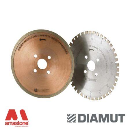 Disco da taglio CNC Intermac per Vetro - Diamut
