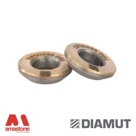 Filetti diamantati Ø25 mm per vetro - Diamut